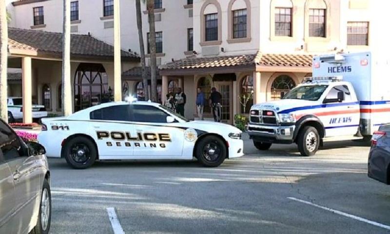 Five people dead in SunTrust Bank shooting in Florida
