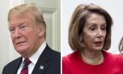 US shutdown: Trump says Pelosi 'afraid of the truth'