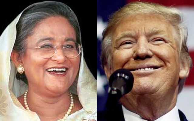 US President congratulates Sheikh Hasina for being elected as PM