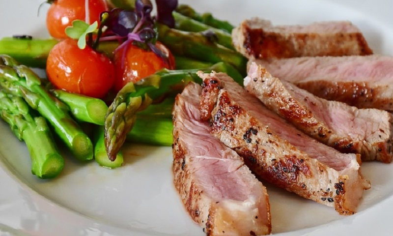 Women who eat meat less prone to disease: study