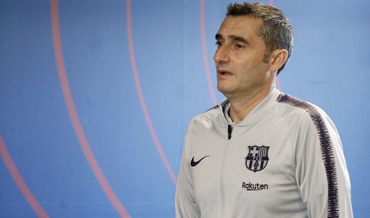 Atletico the greatest threat to Barca's La Liga hopes – Valverde