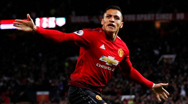 FA Cup: Sanchez scores on Arsenal return as United advances