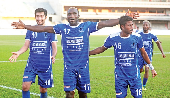 Sheikh Russel edge past Brothers by 3-2 goals