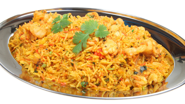 How to cook prawn fried rice