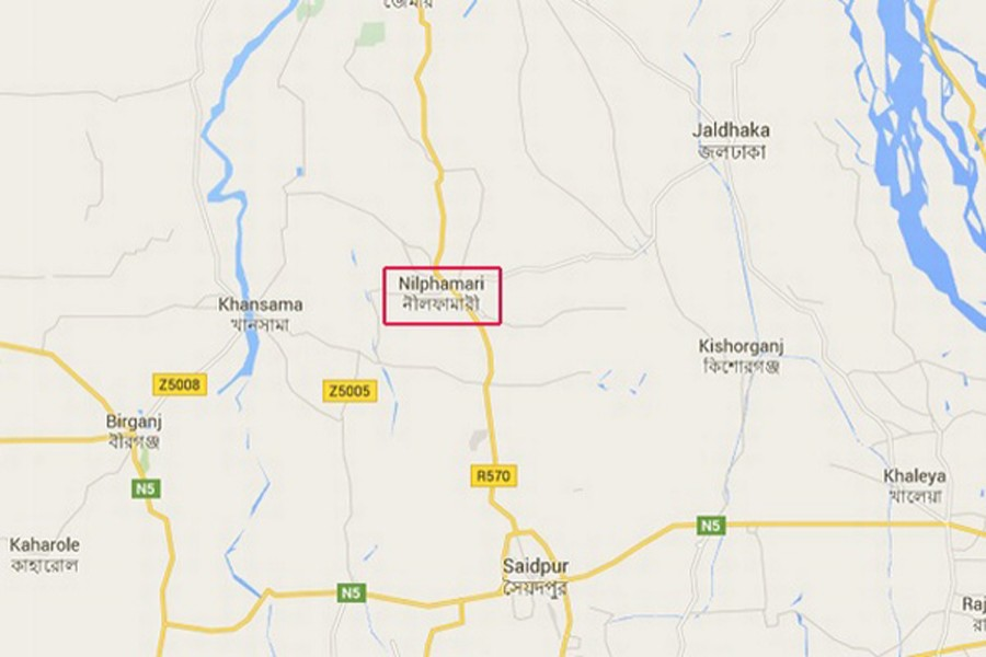 Couple's throat-slit bodies found in Nilphamari