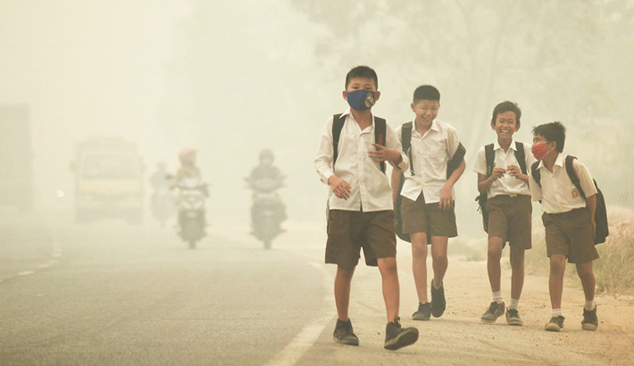 Living with poisonous air
