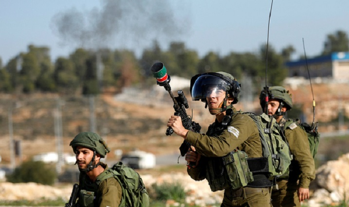 Palestinian killed by Israeli fire in West Bank clashes: army