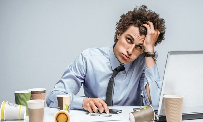 Work stress may lead to irregular heart rate