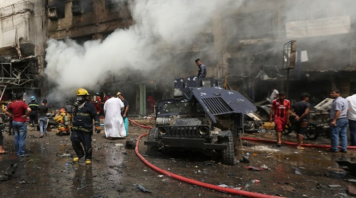 Four police dead in back-to-back bomb blasts in Iraq