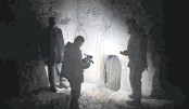 Underground in Jerusalem, a rare look at an ancient tomb