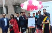 Jobike launches operation at SUST
