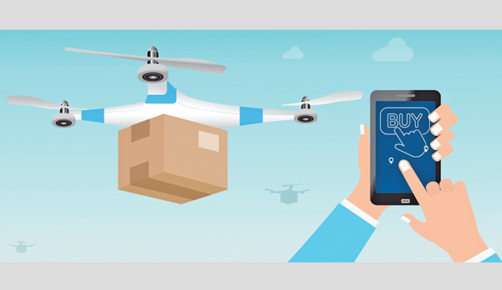 Automation in e-commerce delivery