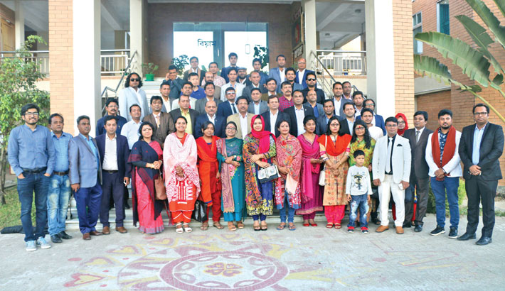 2-day training session for BSA officers held
