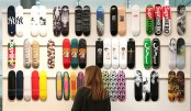 Supreme skateboard collection auctioned for $800,000