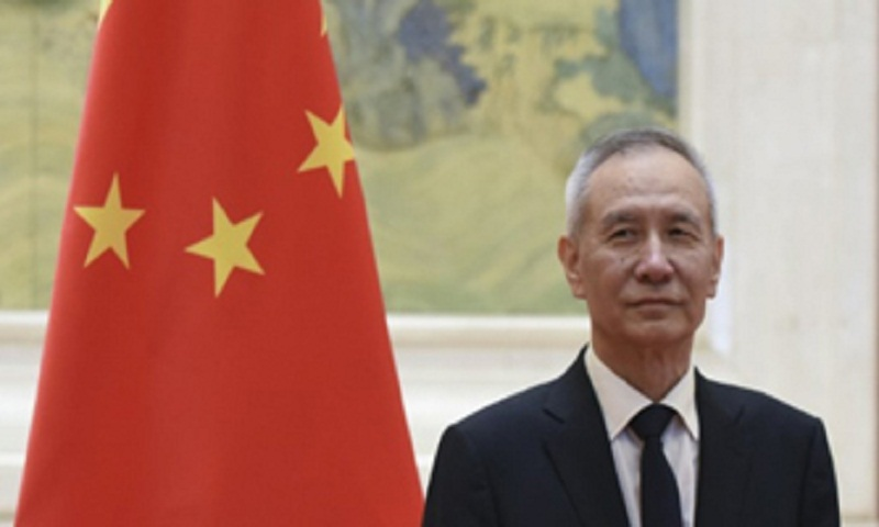 China's top trade negotiator arrives in US for talks