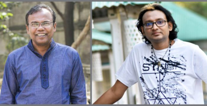 Babu lends voice to new song under Sameer's composition