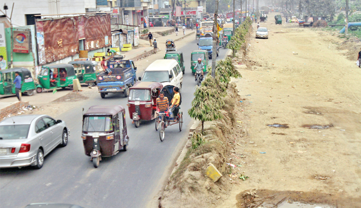 Dilapidated 'Arakan Road' to get new lease of life