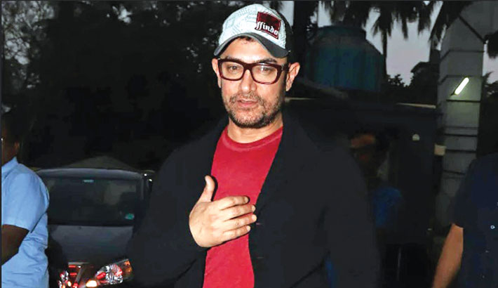 My son Junaid could do my biopic: Aamir Khan