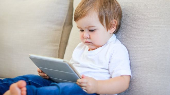 Screen time may harm toddlers