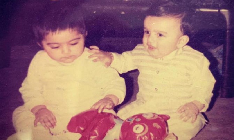 Arjun Kapoor's nostalgic post for his first 'girl' in life