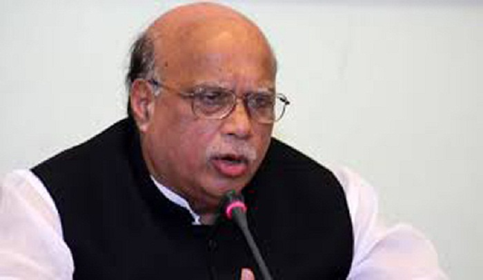 14-party components to play opposition role in parliament: Nasim