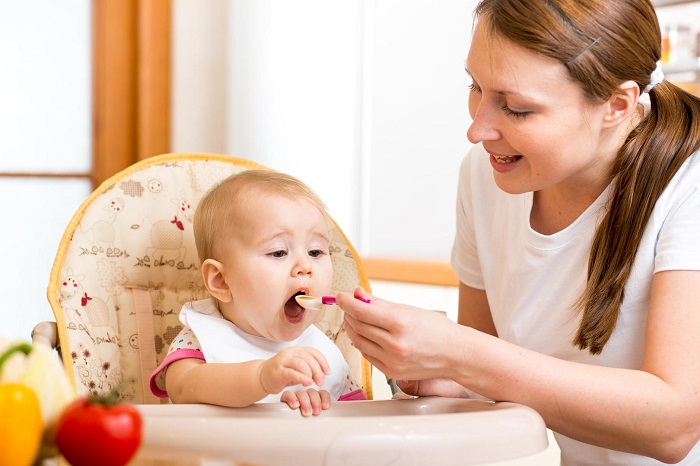 8 things about weaning your baby