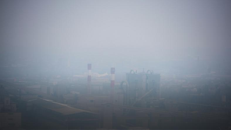 Hospitals filling up in Europe's most polluted capital