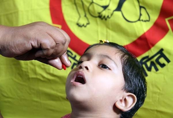 Govt sets February 9 afresh for Vitamin 'A' plus campaign