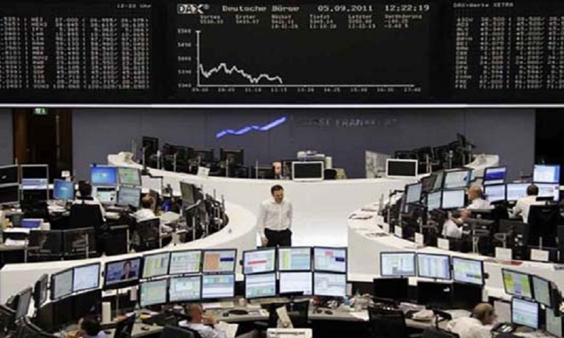 Asian markets rally, dollar down as Fed signals slower rate hikes (WRAP)