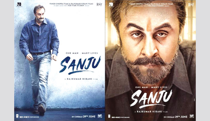 Ranbir's Sanju most discussed Bollywood movie of the year