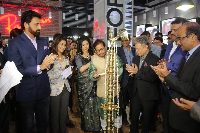 Eyewear brand  BEHI Vision Care Flagship store at Banani