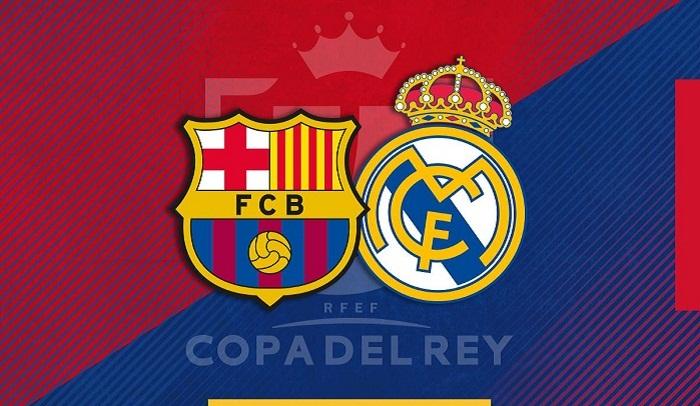 Barca to meet Real Madrid in Copa del Rey semi-finals