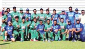Bangladesh beat England to clinch Youth ODI series