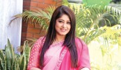 Moushumi models in first TVC of new year