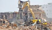 444 illegal structures demolished in drives