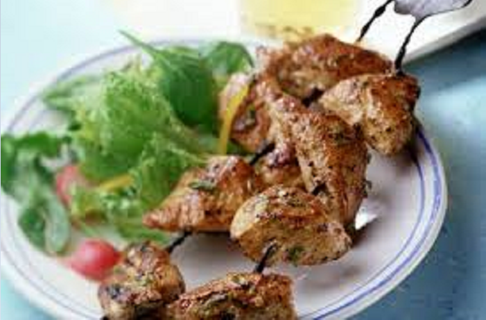 How to make mouthwatering reshmi kabab