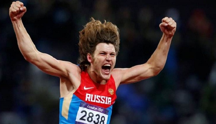 12 Russian track and field athletes suspended for doping