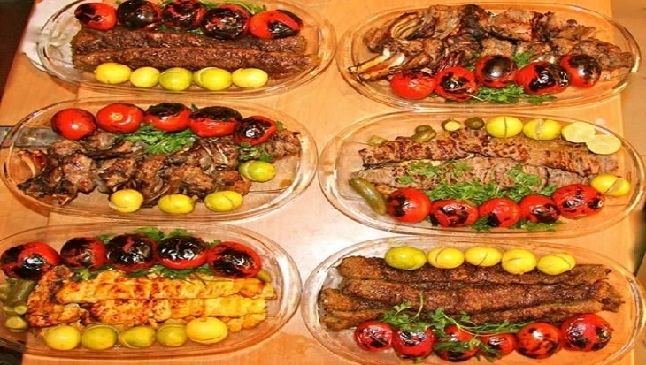 Iranian food fest begins in Dhaka