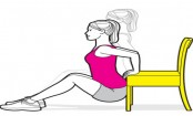Try these easy chair exercises for healthier lifestyle
