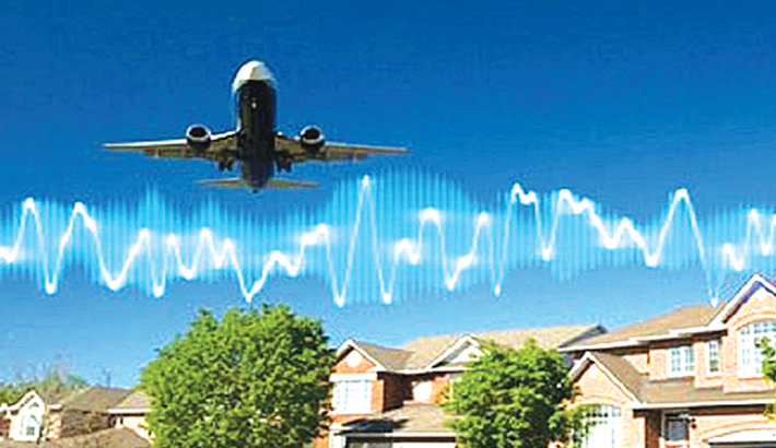 Nuisance of aircraft noise