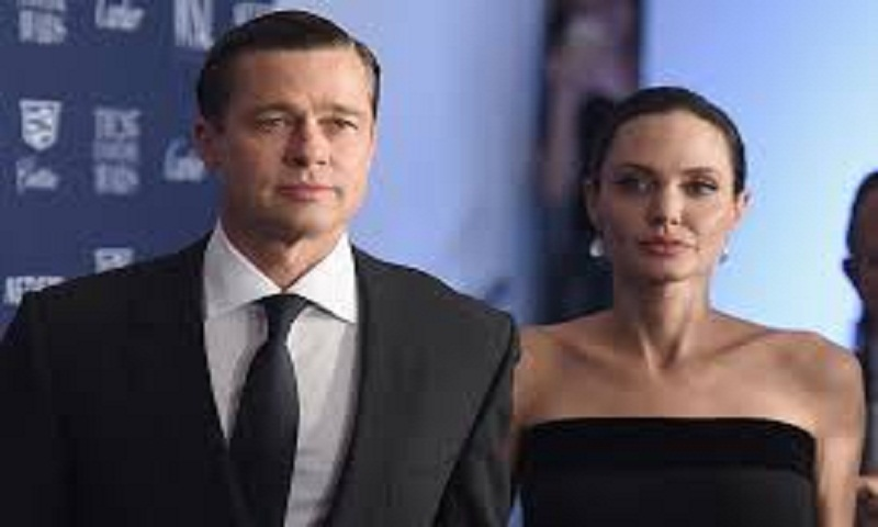 Brad Pitt, Angelina Jolie spotted together for the first time since divorce