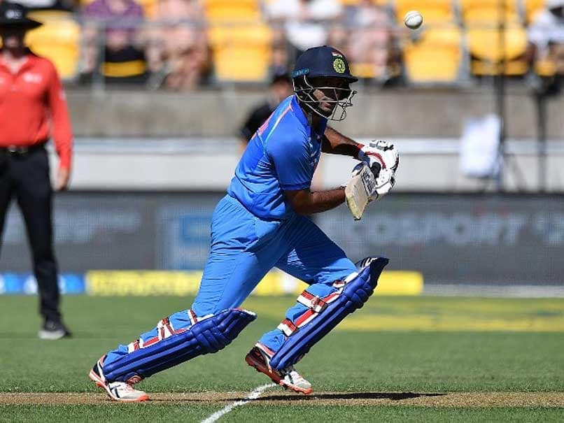 India set New Zealand 253-run target to win fifth ODI