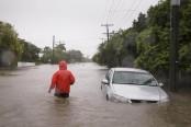 'Once in a century' floods hit northeast Australia