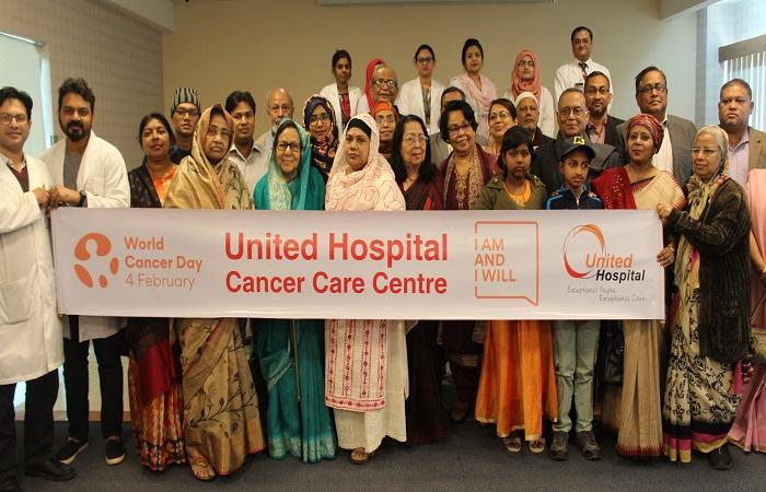 United Hospital organizes a Patient Forum with Cancer Survivors