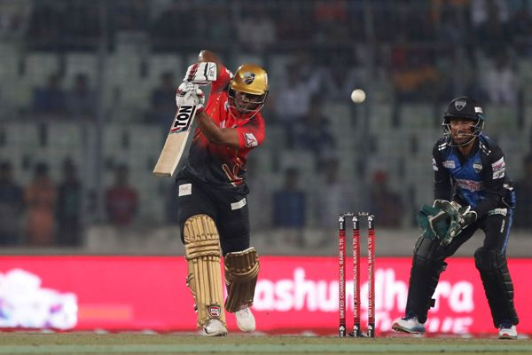 Comilla Victorians win by 8 wickets against Rangpur Riders