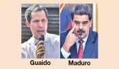 Guaido pressures Maduro over humanitarian aid
