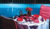 Valentine's Day Celebrations @ Long Beach Suites Dhaka