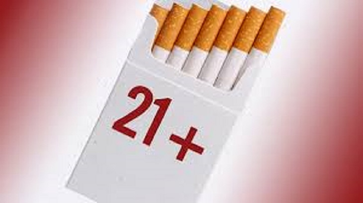 Wait 100 yrs to smoke your first cigarette!