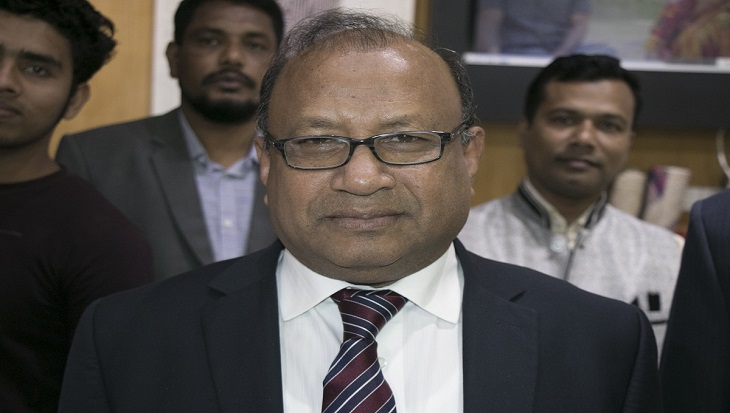 400km footpaths renovated in Dhaka city in 10yrs: Minister