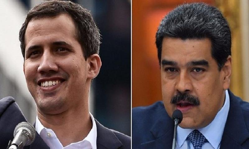Venezuela crisis: Guaidó ridicules 'civil war' threat